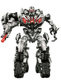 Transformers Figures - Leader Megatron